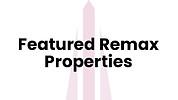 Featured Remax Properties