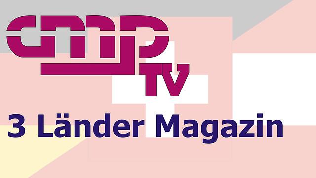 1991-1993: 3 Länder Magazin - für Sky Channel