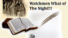 Watchmen What of the Night