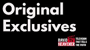 Original TV Series: David Heavener Investigates, The Option, & Last Evangelist coming soon