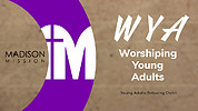 Worshiping Young Adults