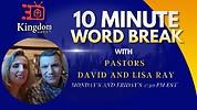 10 Minute Word Break