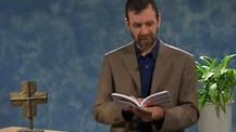 1.Sam. 17, 33-37, David überzeugt Saul, Christian Garbe
