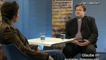 Glaube im sozialen Brennpunkt, Thies Hagge, Pastor der Friedenskirche in HH-Jenfeld