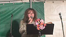 Beverly Kenny ministering in Morley, Alberta cam...