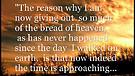 A presentation of The New Revelation...
