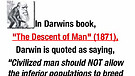Darwin to Hitler Part 2