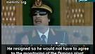 Moammar Kadafi Exposes Obama as Muslim