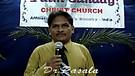 Palm Sunday - Dr.Pasala