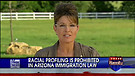 Sarah Palin Joins Immigration Debate