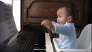 Children got talent 2. Do you know my baby can play & dance?