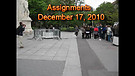 Assignments - December 17, 2010
