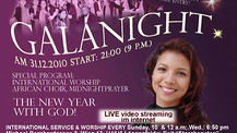 311210 New Years Sermon - Silvesterandacht