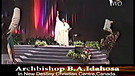 Hold on to God in time of trouble by ArchBishop Benson Idahosa_WMV V9