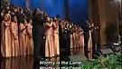 Worthy is the Lamb - Brooklyn Tabernacle Choir