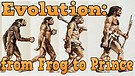 Problems with Darwin's theory of Evolution, Frog...
