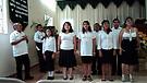 Caminando con Cristo (Cuerdas y Voces de Mananti...