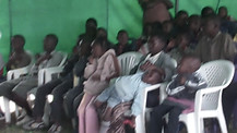 Freddie Teaches the Kenyan Children The Alphabet Gospel