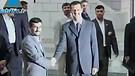Siria e Iran se unen para la guerra