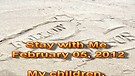 Stay with Me – February 05, 2012
