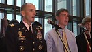 Dying Soldier Sings Tell My Father With His Son