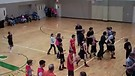 Kid From Church Basketball Team Makes AMAZING Bu...
