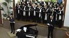 Carols Canti della tradizione natalizia - Associazione corale diapason - 22 dicembre Terza parte