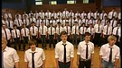 A Group of At-Risk Boy's Sing a Heav...