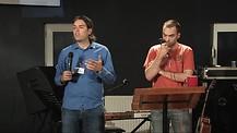Boris Eichenberger 2. Session The love of the father gives you identity - Ljubav Božija vam daje ide