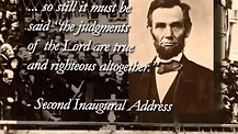 Lou Engle: Lincoln's First Inaugural