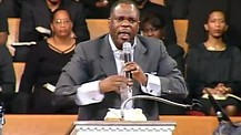 Elizabeth Baptist Church - Pastor Craig L Oliver - Breaking The Holding Pattern