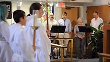Rock Mass Service. Episcopal Miami Lakes