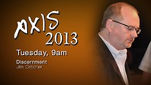 Axis 2013: Jim Critcher - Tuesday Morning - 9am