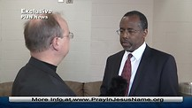"Dr. Ben Carson says ""YES.""  Exclusive Interview with Dr. Chaps #WCS14  – 8-5-14"