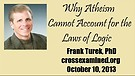Atheism Cannot Account for Logic and Reasoning