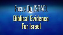 FOI Episode #5 : Biblical Evidence for Israel