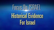 FOI Episode #7 : Historical Evidence for Israel