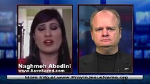 American Pastor held Prisoner in Iran:  Naghmeh Abedini Exclusive!