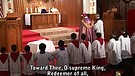 – Part 1: Holy Mass on Ash Wednesday at the S...