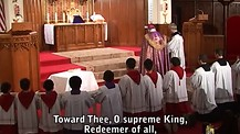 – Part 1: Holy Mass on Ash Wednesday at the Shrine of Our Lady of Frechou, Chicago.
