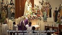 -2e Partie: Sainte Messe du Mercredi des Cendres au Sanctuaire de Notre Dame du Fréchou à Chicago.