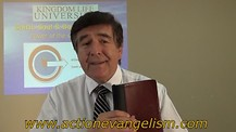 Spirit, Soul & Body - Kingdom of God - Dr. Jerry Brandt