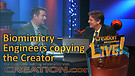 (4-01) Biomimetics – engineers copying the Creator (Creation Magazine LIVE!)