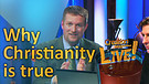 (2-17) Why Christianity is true (Creation Magazine LIVE!)