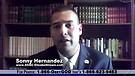 Chaplain Sonny Hernandez defends Religious Freed...