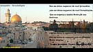 Musica- Jerusalém -   Yerushalayim ....