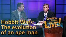 (5-15) Hobbit Wars: The evolution of an ape man