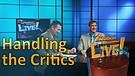 (5-20) Handling the critics