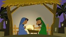 Good Person - Christmas Animation HD
