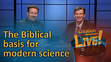 (6-03) The Biblical basis for modern science